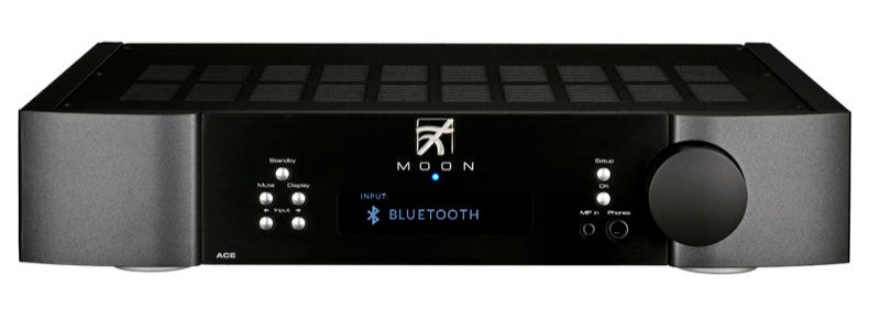 Review - Moon Audio Neo Ace streaming amplifier