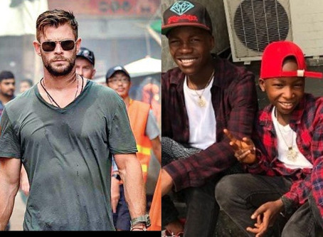 'This is awesome' – Nigerian kids get Hollywood invite after recreating 'Extraction 2' trailer