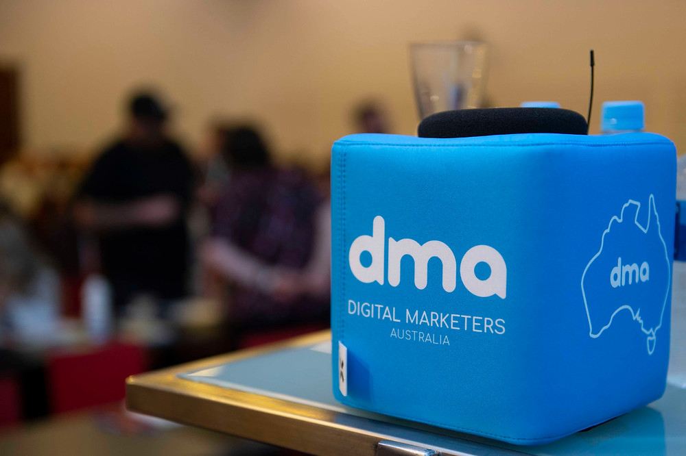 Digital Marketers Australia Conference