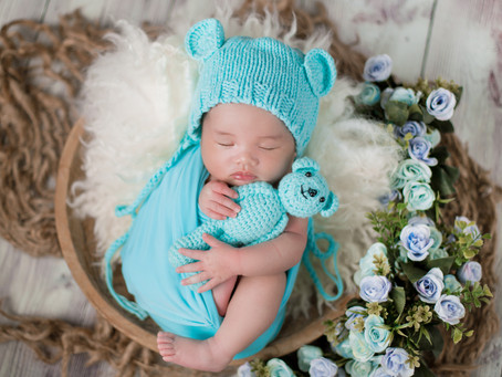 How to Prepare for a Newborn Photography Session