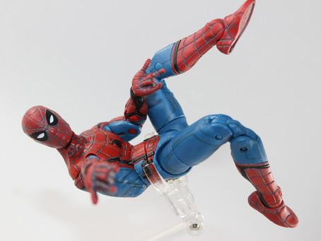 """Marvel Legends Vulture BAF: Spider-Man(""""Spider-Boy"""")"""