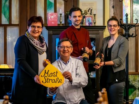 Topeinsteiger 2020: Moststraße-Wirt Pillgrab