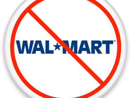 Walmart Shouldn't Be Anyone's Moral Example