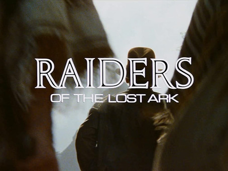 Throwbacks On Netflix: Indiana Jones and the Raiders of the Lost Ark