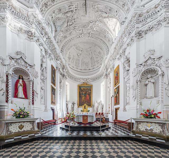 St. Peter and St. Paul's Church Vilnius