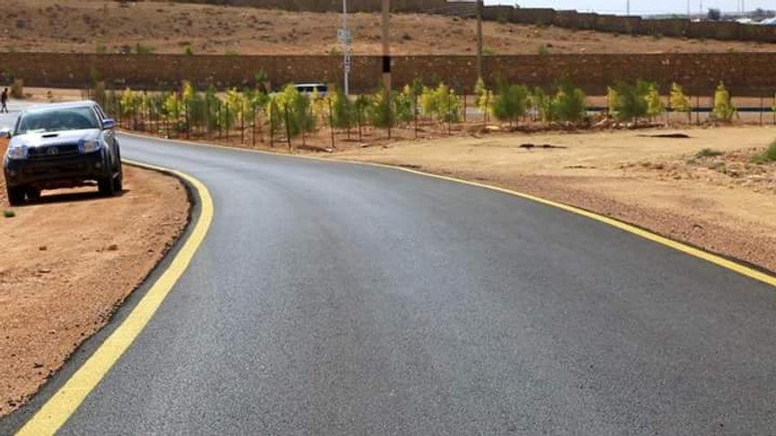 Somalia Roads - Garowe Road - Puntland R