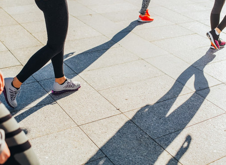 Fitness Travel #Goals: Charity Walks Are The Best New Way To See A City