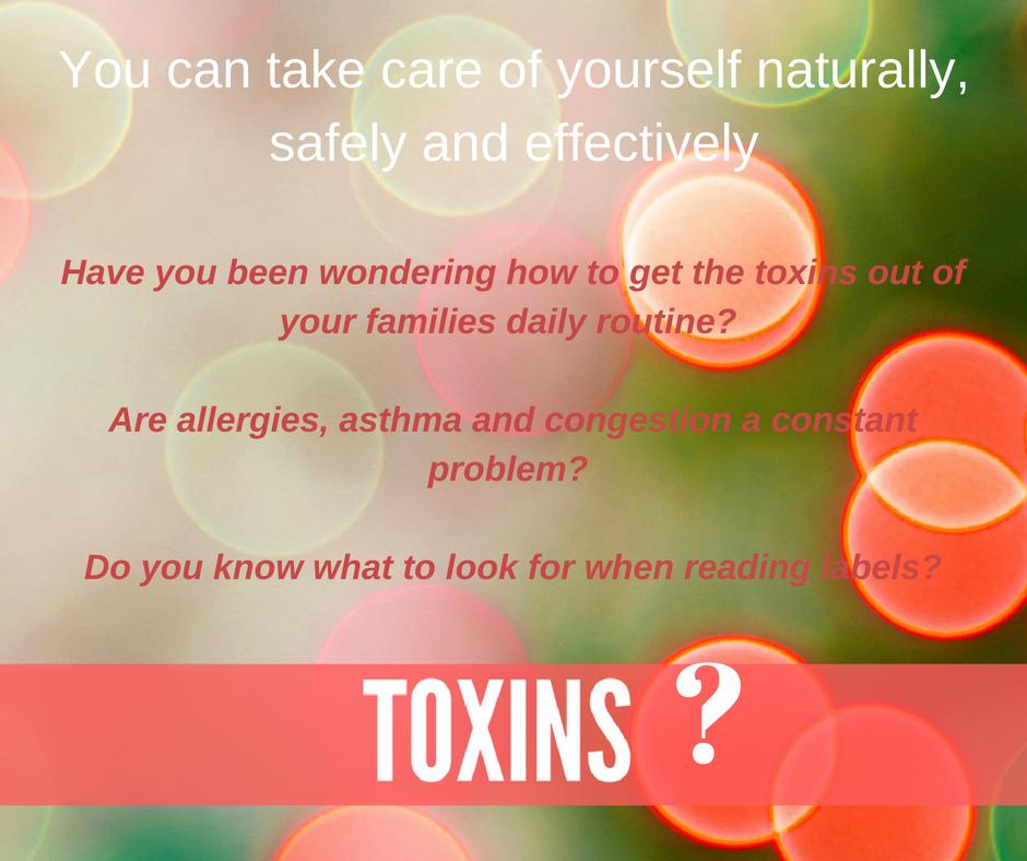 Got Toxins?