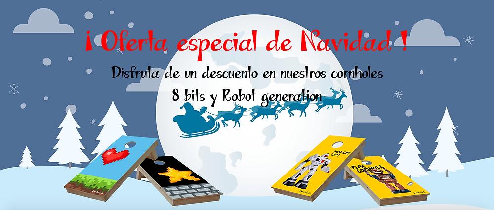 Cornhole.es - ¡ Oferta especial de Navidad !
