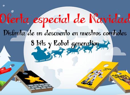 cornhole.es | ¡ Oferta especial de Navidad !