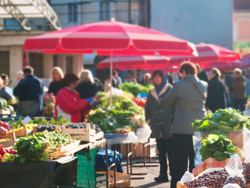 Food for Thought: What are the benefits of eating locally grown food?