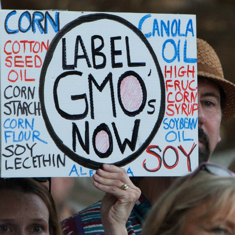 House Passes DARK Act: Bans States from Requiring GMO Labels on Food
