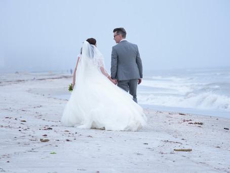 Magiskt ljus för bröllopsfotografering!