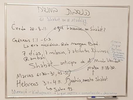 El Shabat y el Mesías