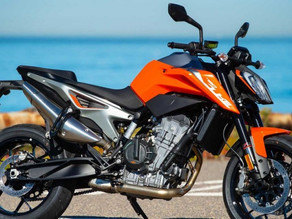 KTM Duke 790 reaches dealerships, launch soon