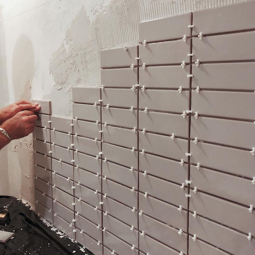 Zero waste design | recycled interiors | Fireclay Tile | Design w Care