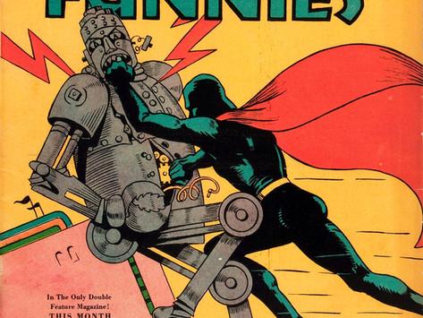 """Il Fantasma della Fiera - #06: """"La mente del Robot"""""""