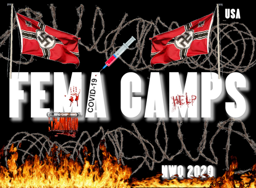 The United States to Implement Concentration Camps????