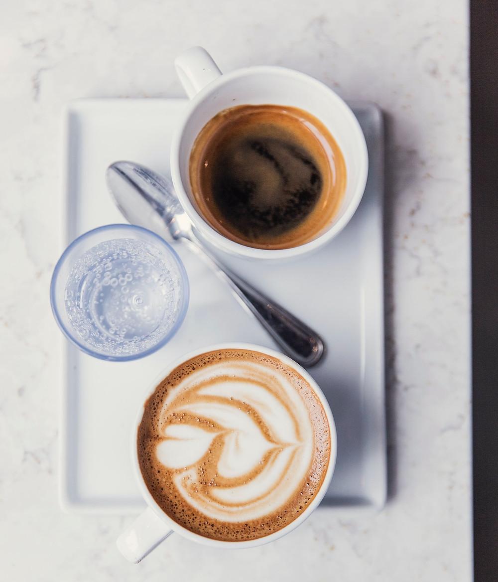 Kavos gėrimo ritualai, kava, Alfas Ivanauskas
