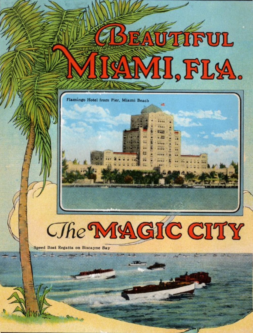 The S-Team is teeming with history. We got to know Miami from its founding to its future.