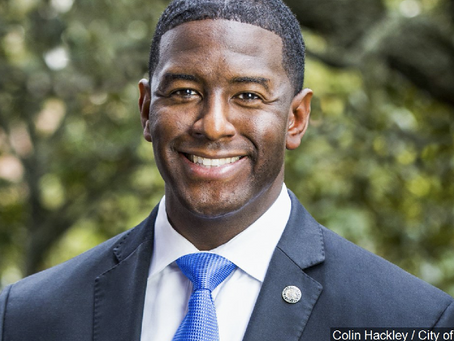 Andrew Gillum to Enter Rehab For Alcoholism Right After Miami Hotel Incident