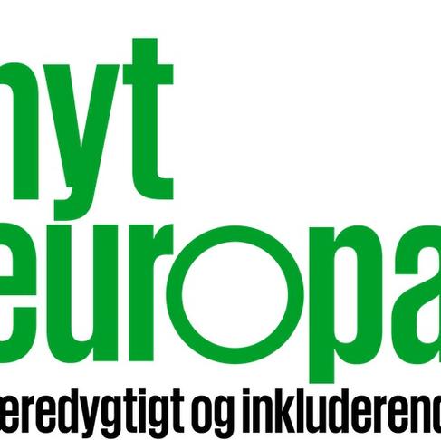 NYT EUROPA FÅR LOGO-MAKEOVER