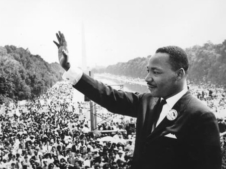 In the words of Martin Luther King - I have a dream