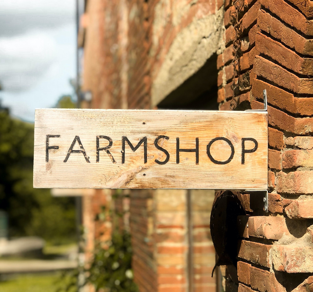 Farmshop experience