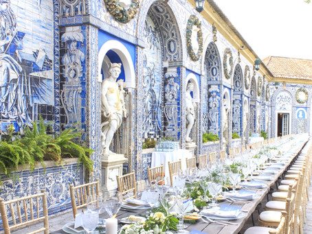 Guide to Your Wedding at Marques Fronteira Palace Venue in Lisbon