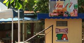 Les restaurants FM - de petits comptoirs où on peut manger sur le pouce pour pas trop cher