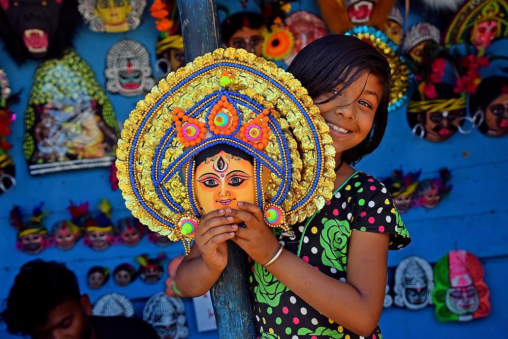 bengali girl photo chhau dance dance cultural bangla canvas bengali magazine