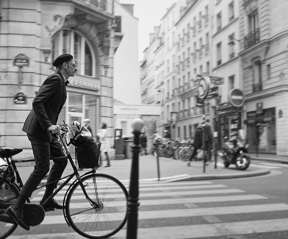 Mikeshake - Kevin M. Doolan - Beret Bicyclette