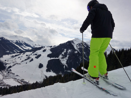 Saalbach-Hinterglemm, Leogang y Fieberbrunn: Esquí Alpino en Salzburgo, Freeride en Tirol.