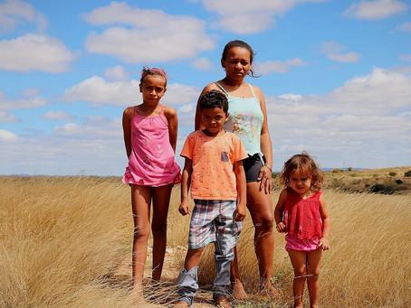 """13,5 milhões de """"Pretas"""": uma família que retrata bem o país atual"""