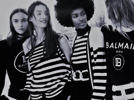 Balmain changed its logo. Will rebranding still be a trend in 2019?