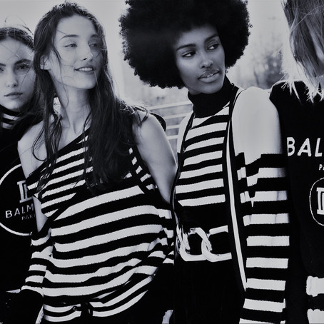 Balmain changed its logo. Will rebranding still be a trend in 2019?