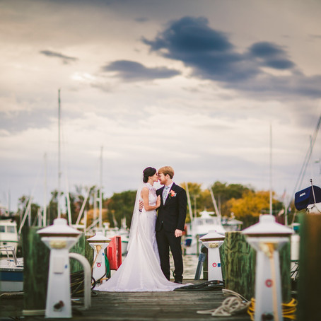Ashley & Nathan // Annapolis Maritime Museum