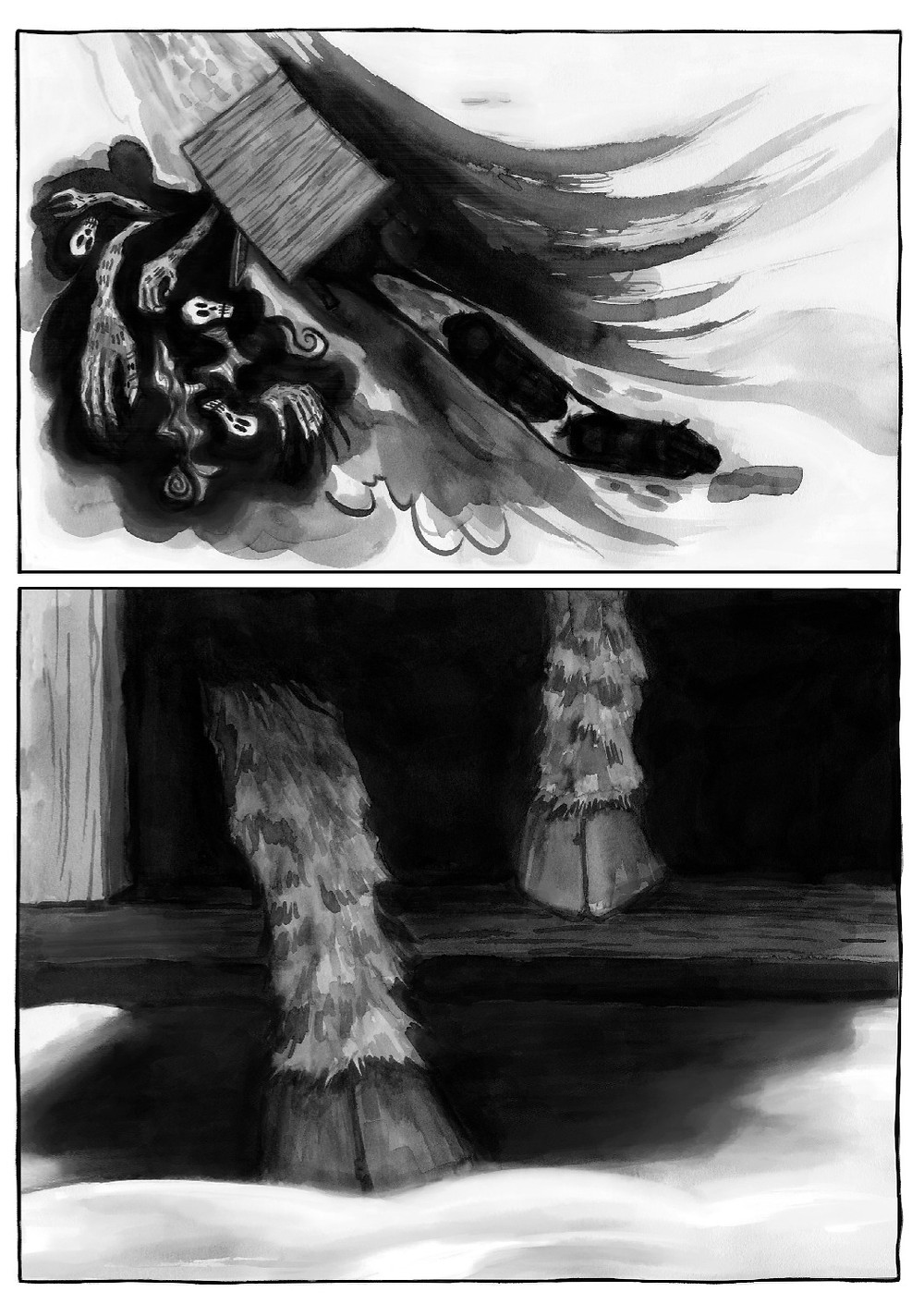 Bloodsucker, one-shot, page 16, self-published, Vartiainen