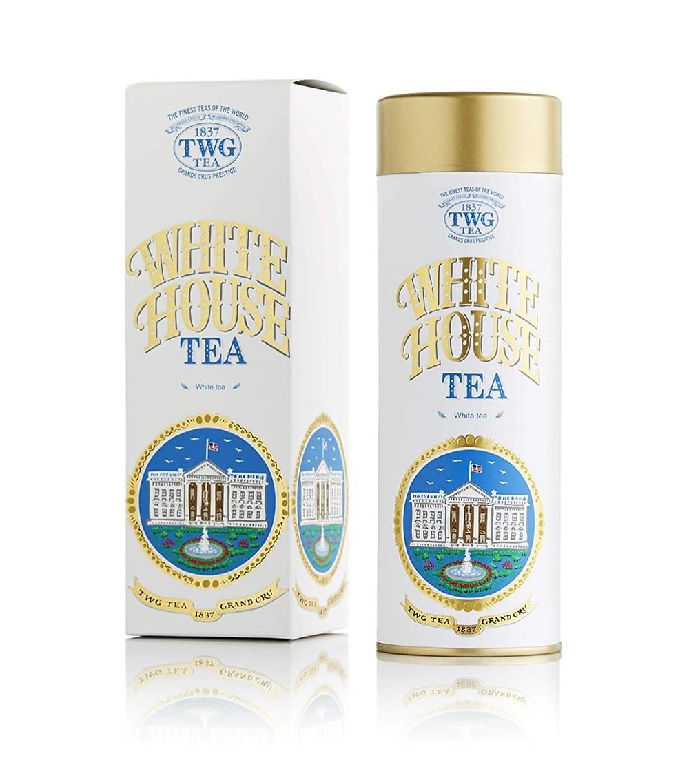 White House tea - TWG - white tea