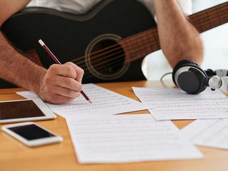 10 Tips if you want to succeed with your songwriting..