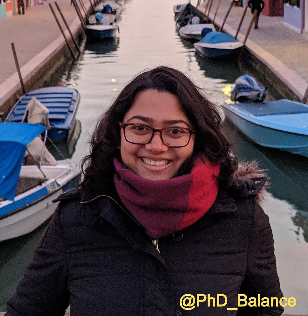Headshot of Prerana Sabnis