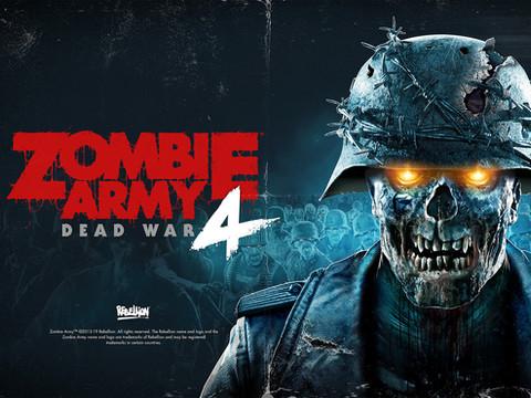 Rebellion kündigt Zombie Army 4: Dead War an