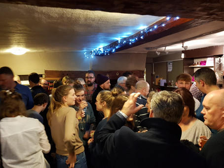 What a pub-tastic evening!