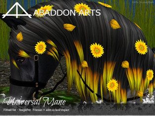 ABADDON ARTS - Universal Mane