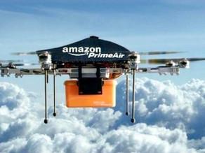 Amazon ya puede realizar sus repartos con Drones