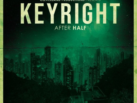 "Keyright - ""After Half"" album out now..."