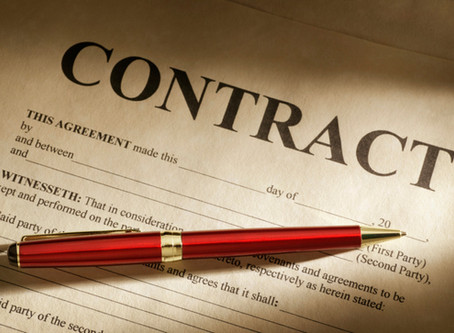 What is a Contract, Anyway?