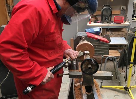 Naenae Woodturning Demo 9/7/19