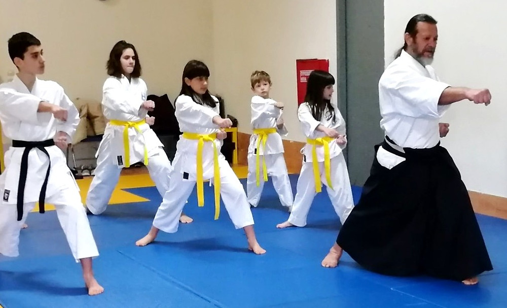 Karate Fudokan στη Νέα Μάκρη