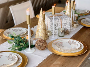 Oh What Fun! Festifying Your Table